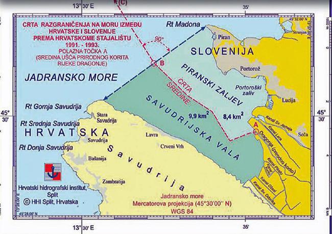 Vrijeme je da Slovenci prihvate Hrvatsku u njezinim međunarodno priznatim granicama